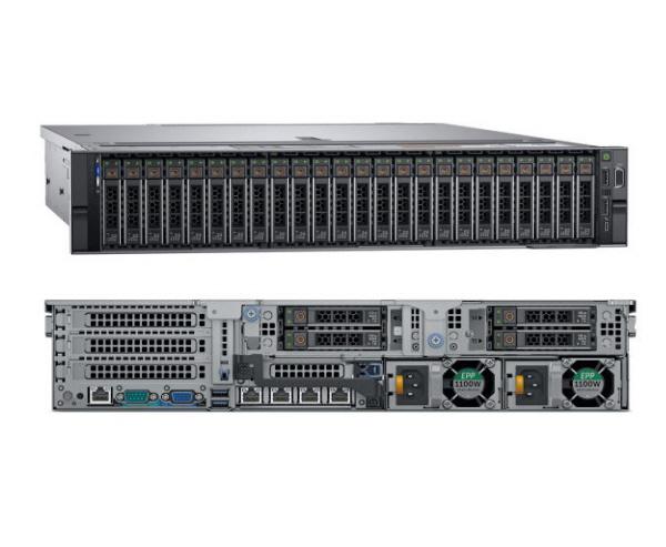 Dell PowerEdge R740XD Silver 4214 2.5″ HDD BASE