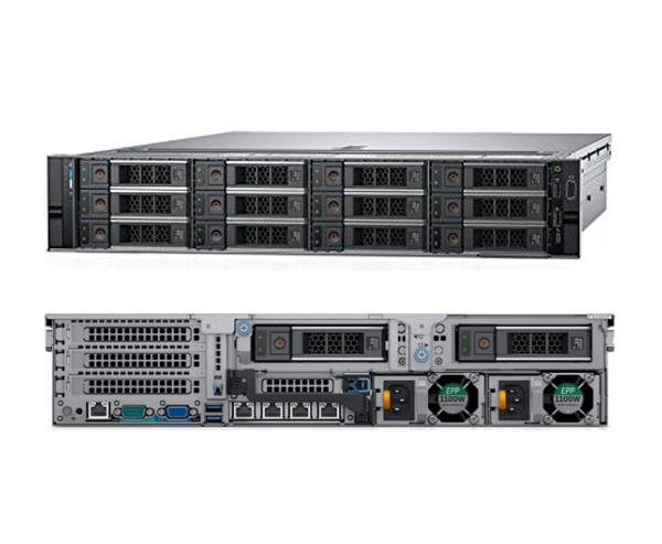 Dell PowerEdge R740XD Silver 4116 3.5″ HDD BASE