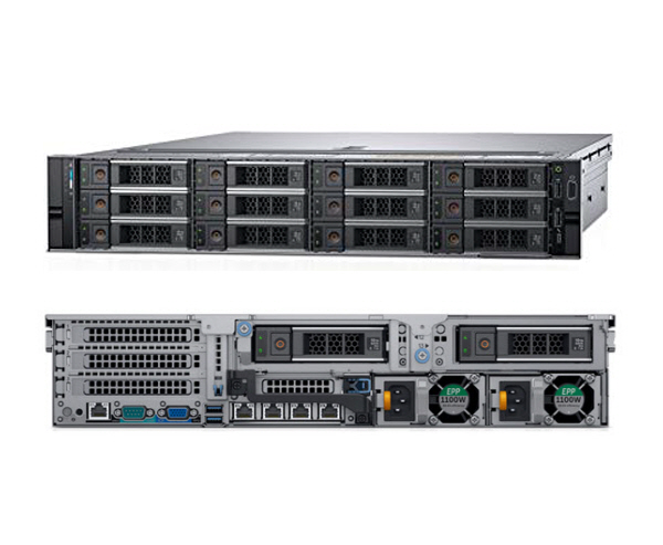 Dell PowerEdge R740XD Gold 5115 3.5″ HDD BASE