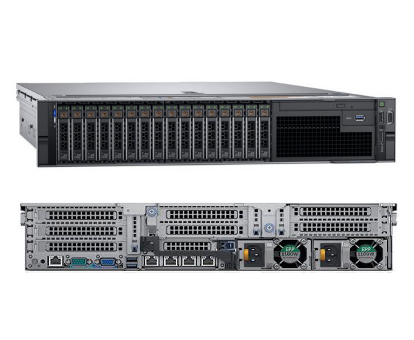 Dell PowerEdge R740 Silver 4214 2.5″ HDD BASE