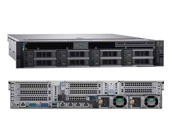 Dell PowerEdge R740 Silver 4210 3.5″ HDD BASE