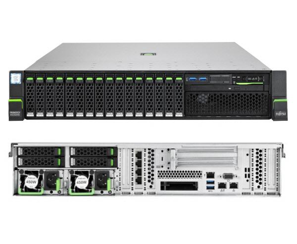 Fujitsu Primergy RX2540 M4 Silver 4114 2.5″ HDD BASE