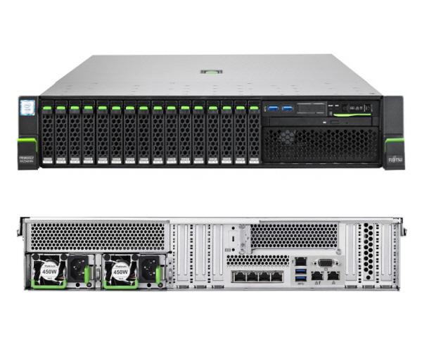 Fujitsu Primergy RX2540 M5 Silver 4216 2.5″ HDD BASE