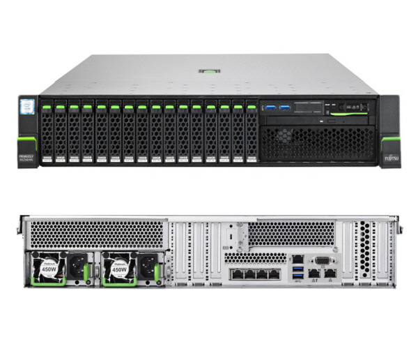 Fujitsu Primergy RX2540 M5 Gold 5220 2.5″ HDD BASE