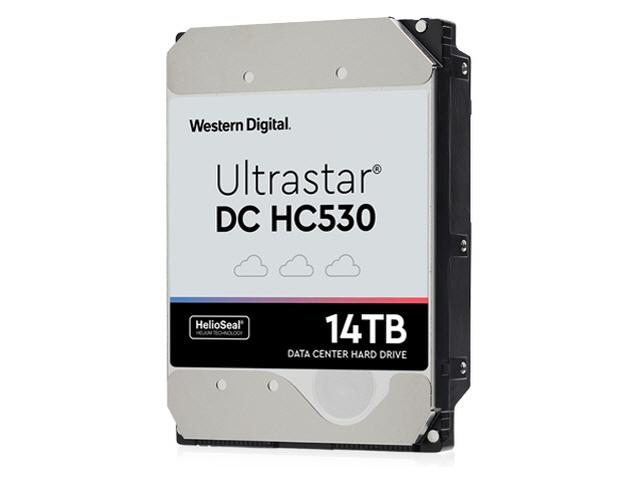 WD Ultrastar DC HC530 14TB Sata 6Gb/s 7.2K RPM 512MB 3.5in