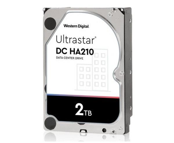 WD Ultrastar DC HA210 2TB Sata 6Gb/s 7.2K RPM 128MB 3.5in