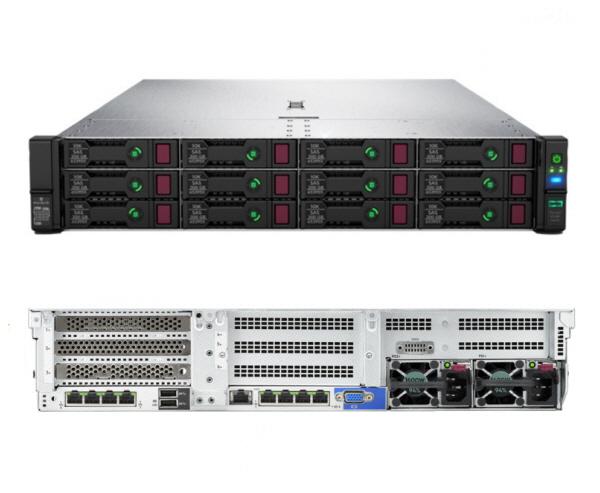 HPE ProLiant DL380 Gen10 12LFF CTO Server / S4210R