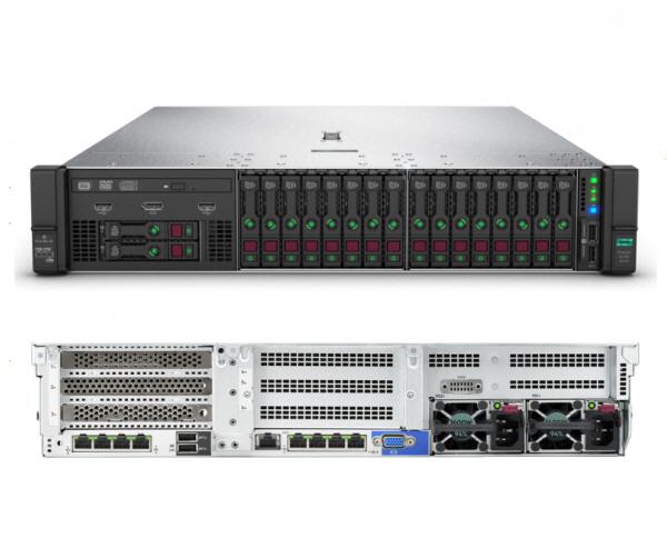 HPE ProLiant DL380 Gen10 8SFF CTO Server / S4214