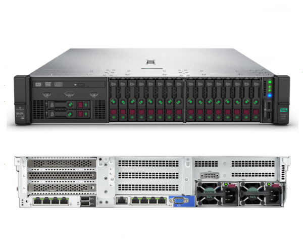 HPE ProLiant DL380 Gen10 8SFF CTO Server / G5220
