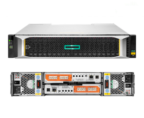 HPE MSA 2062 10GbE iSCSI SFP+ LFF Storage