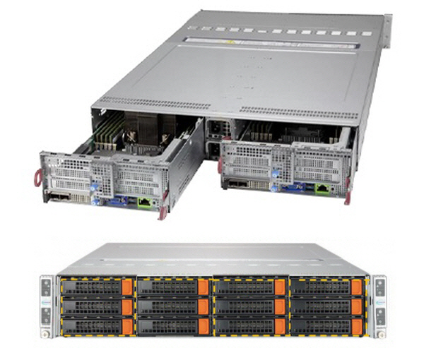 BigTwin SuperServer SYS-620BT-DNC8R