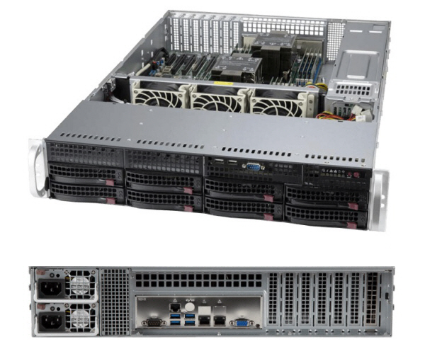 SuperServer SYS-620P-TRT