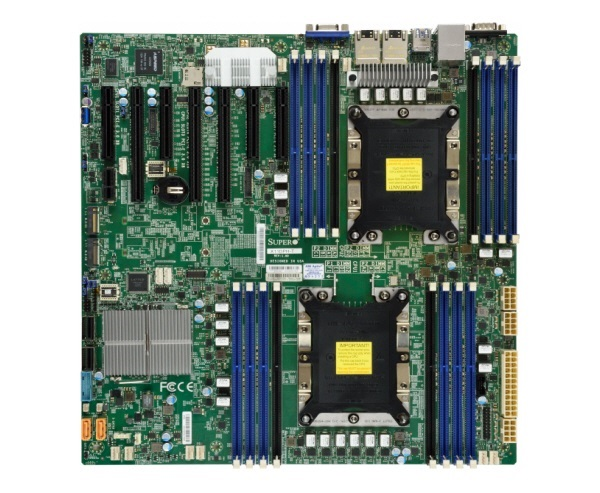 Supermicro Motherboard X11DPH-T