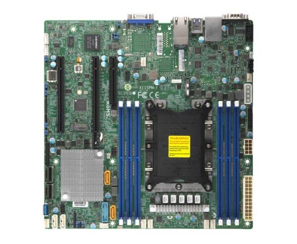 Supermicro Motherboard X11SPM-TF